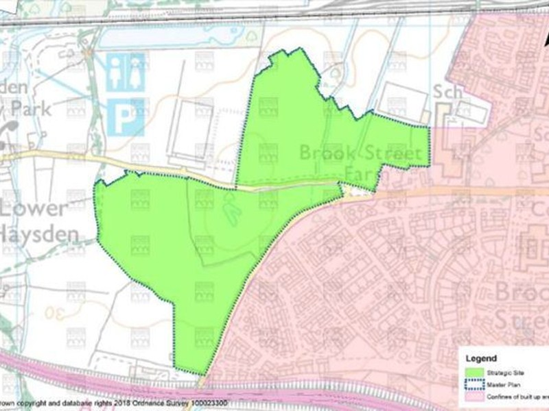Missing information delays Tonbridge's Local Plan hearings