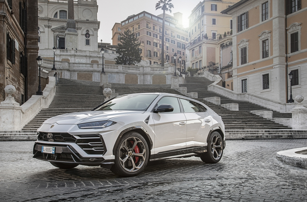 Talking Italian: The Lamborghini Urus