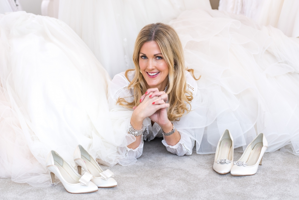 Living the Dream: Rebecca Doyle and Isabella Grace bridal boutique