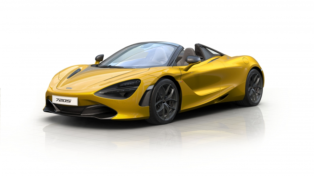 Road Test: McLaren 720S Spider
