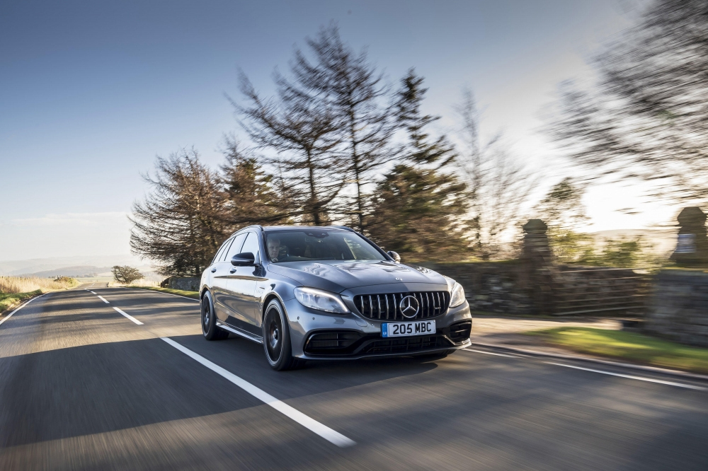 Test drive: Mercedes-AMG C63 S Estate