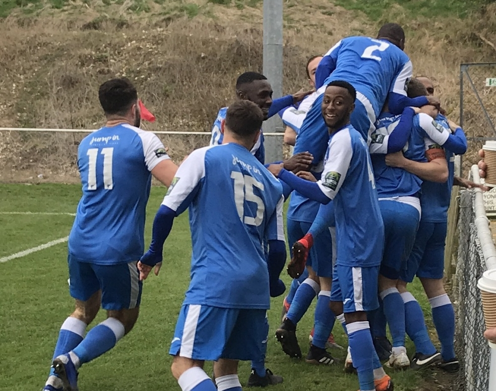 Football: Tonbridge Angels pile pressure on rivals with Whitehawk win