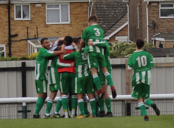 Football: Rusthall finish in style with thriller at Sheppey