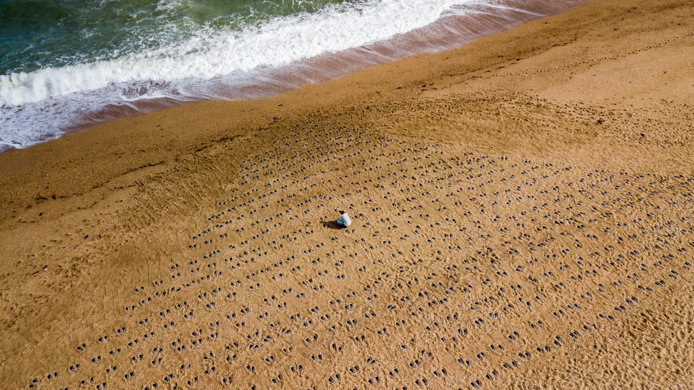 'Tommy' artist creates another haunting work to honour D-Day invaders