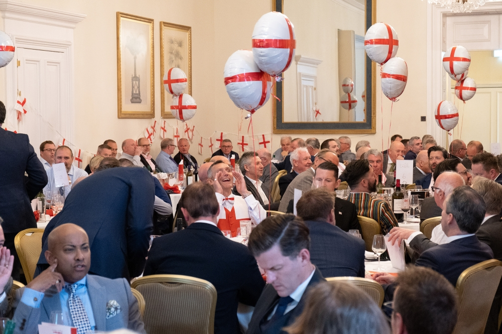 St George's Day lunch raises £40,000 for Pickering cancer charity