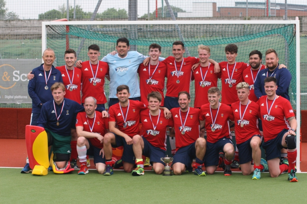 Hockey: Tunbridge Wells win first Kent Cup after beating Marden