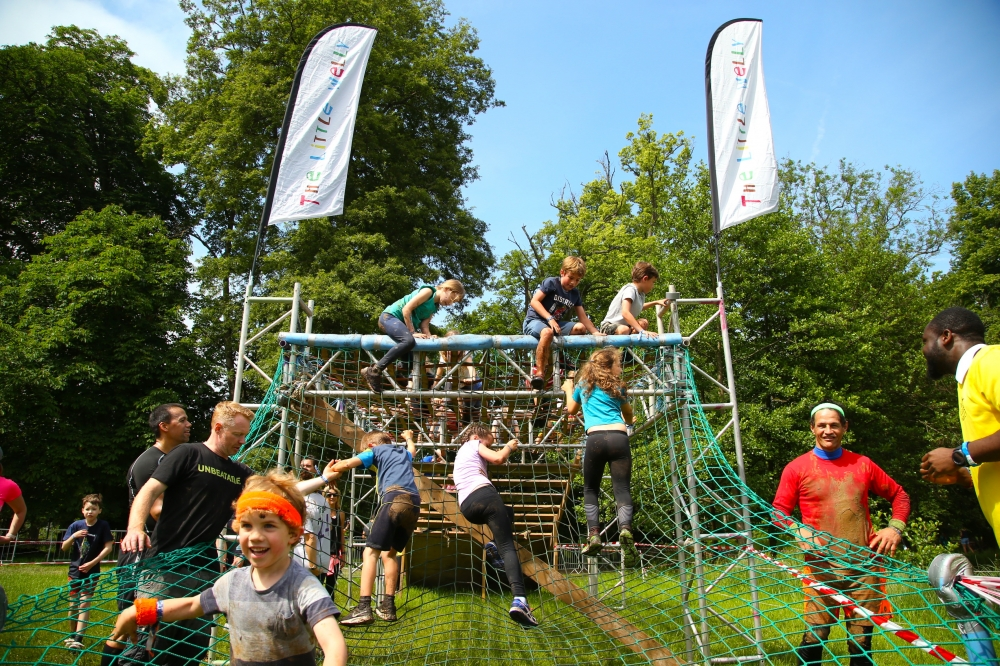 Come and tackle the obstacle course of your dreams