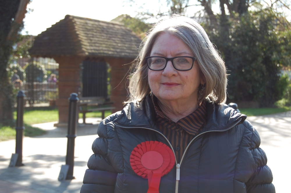 Labour will make sure people have a real say, vows Tonbridge candidate