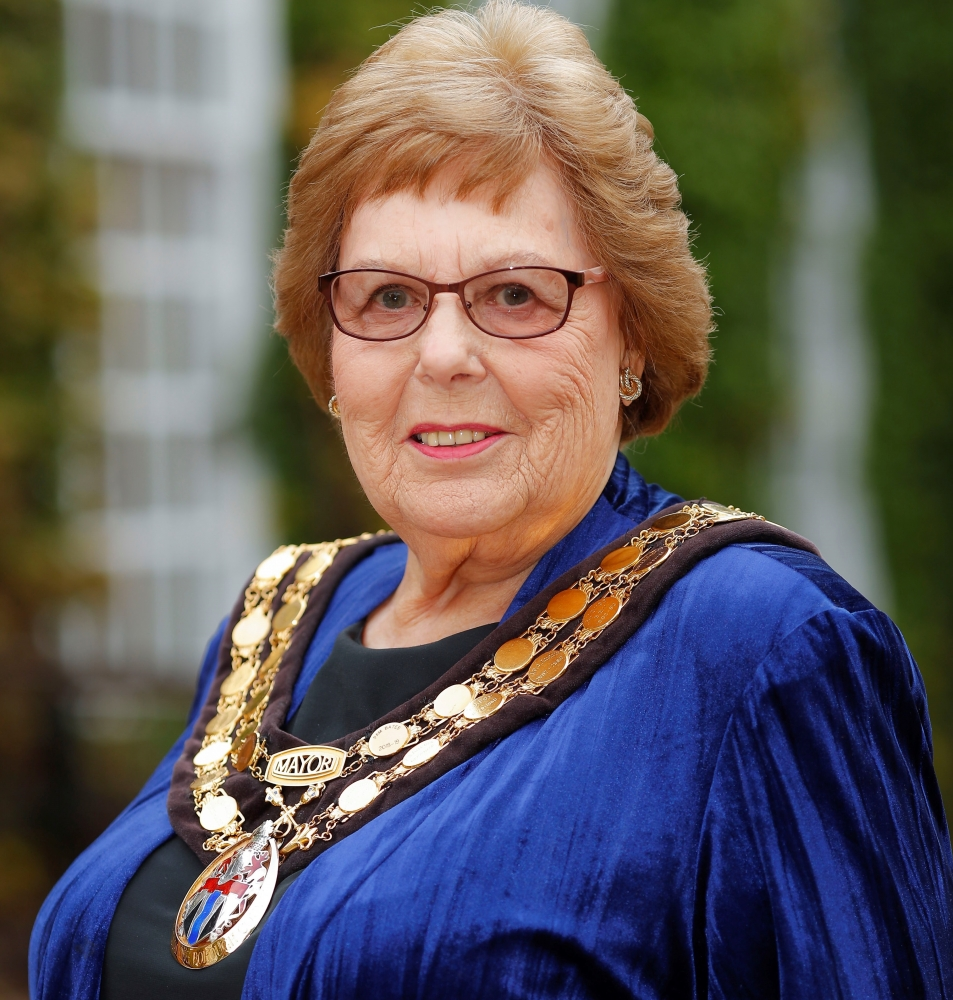 Jill Anderson takes over as Mayor of Tonbridge & Malling