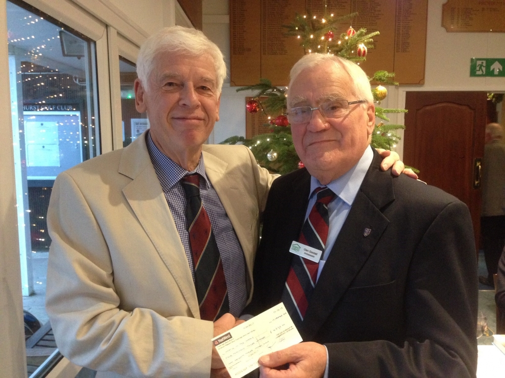 Paddock Wood Friends Group raises £100,000 for Hospice in the Weald