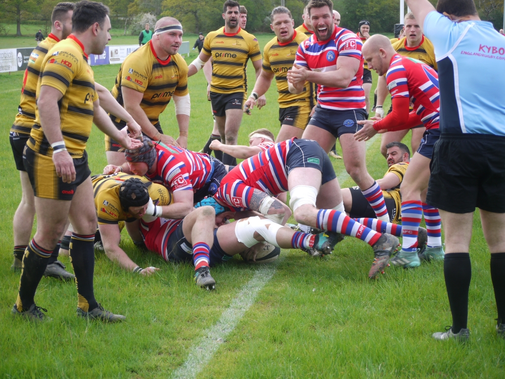 Rugby: Tonbridge Juddians' 13th straight win at Birmingham Solihull