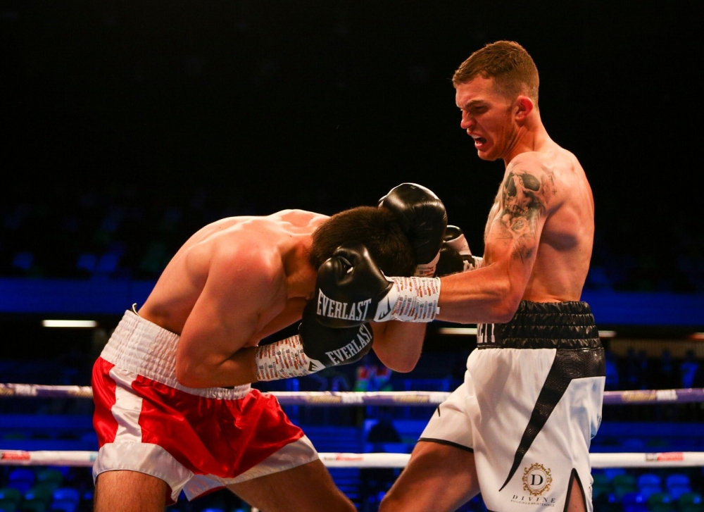 Boxing: Syrett comes out swinging to record best victory so far