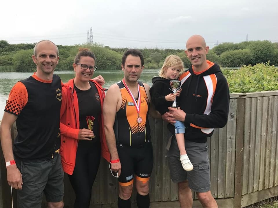 Triathlon: Top threes for Tunbridge Wells club in Marshman