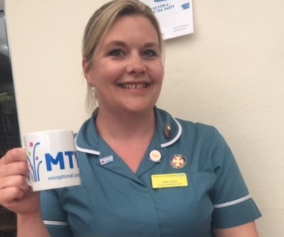 Put the kettle on in Tunbridge Wells and help NHS charities