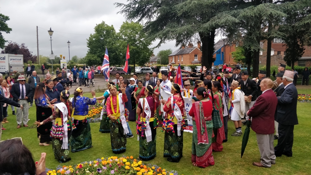 30th Tonbridge Carnival brings medley of music and dance