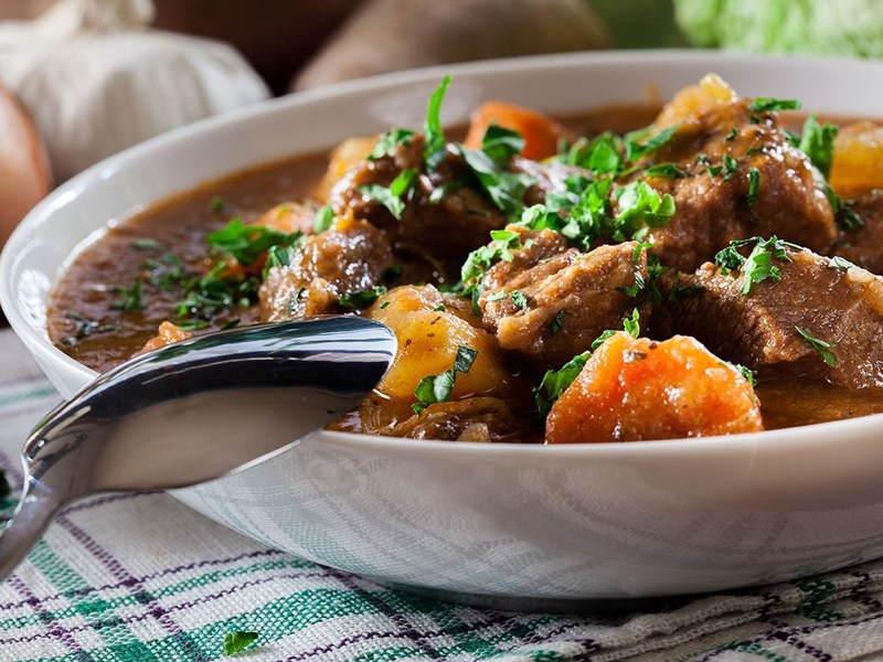 Recipe of the week: Ian Chatfield's Easter stew