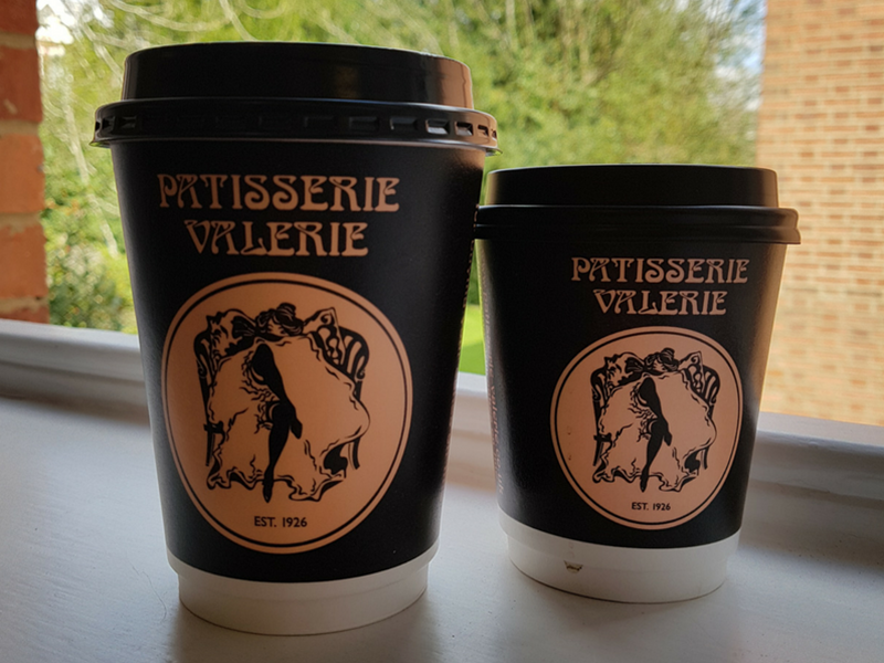 Coffee of the week: Patisserie Valerie