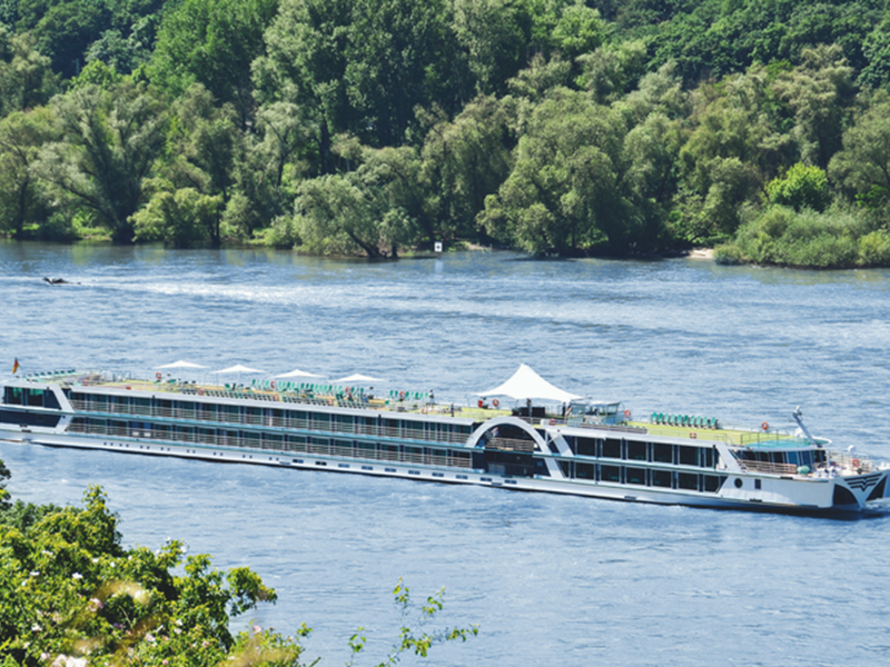 Rise of the river cruise
