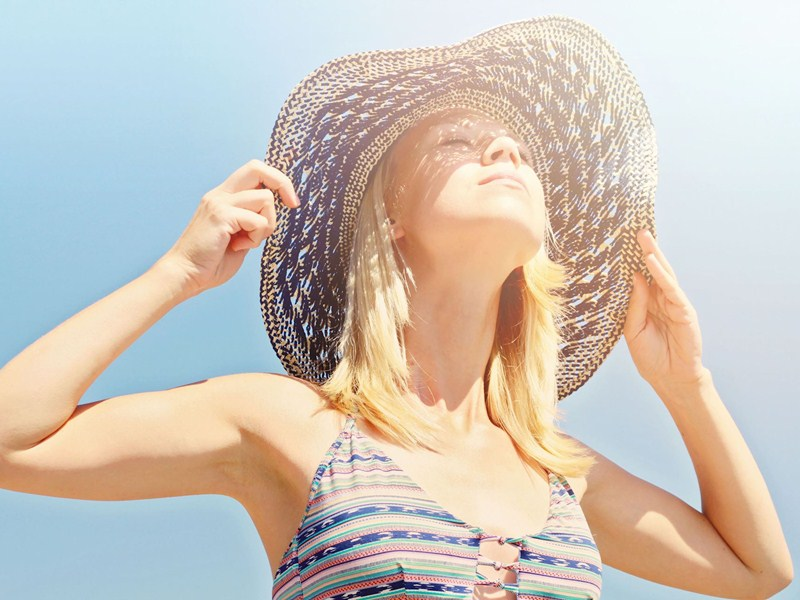 5 reasons the sun is good for you