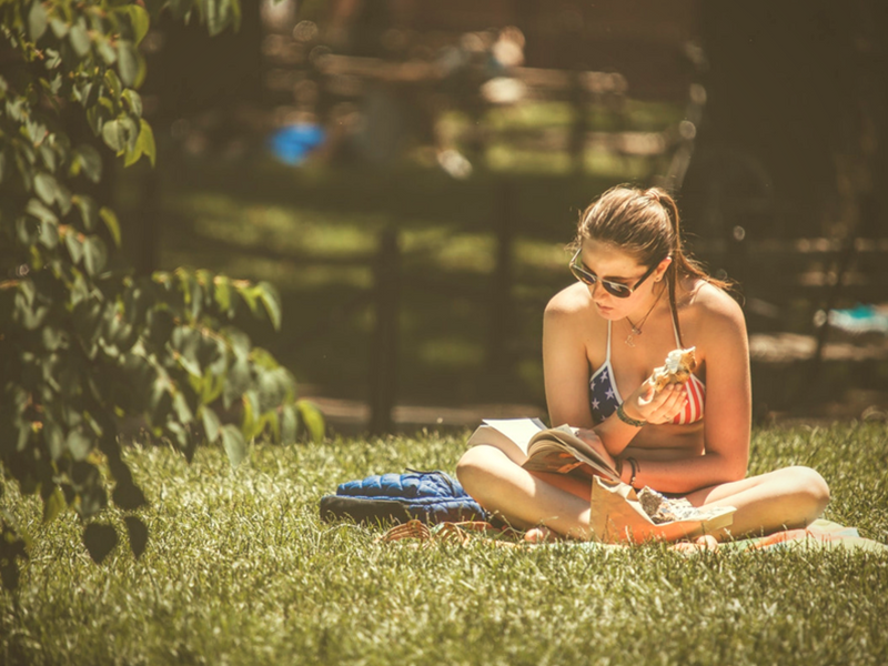 5 great reads for sizzling sunshine