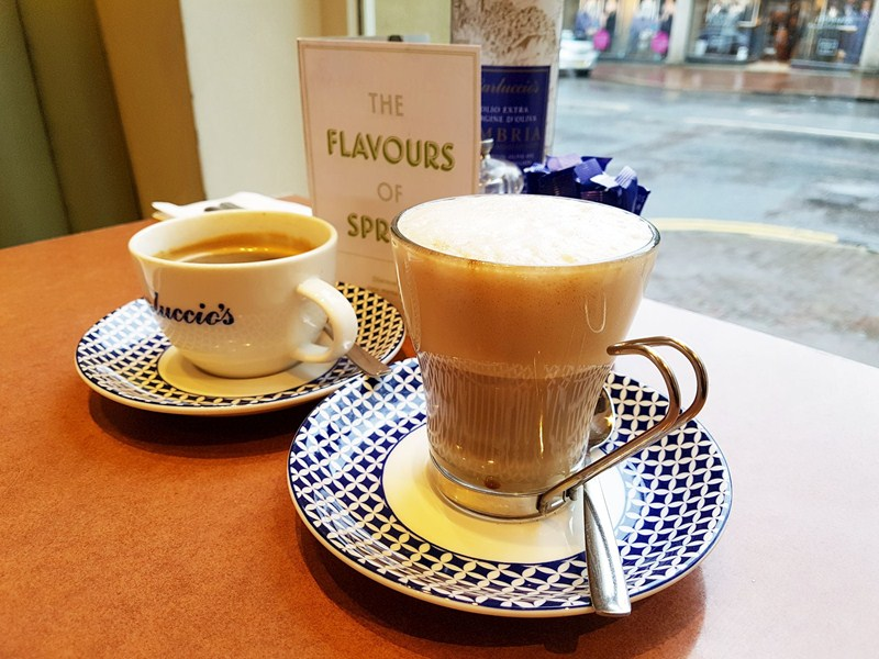Coffee of the week: Carluccio's