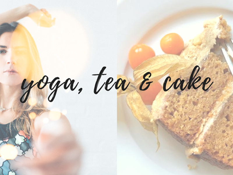 A yoga and cake event is coming to Tonbridge