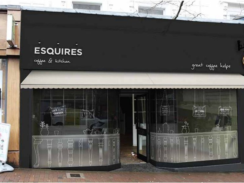 Esquires hint Tunbridge Wells coffee shop could open next month