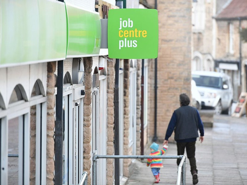 Record 75 per cent in work with jobless total at lowest since 1975