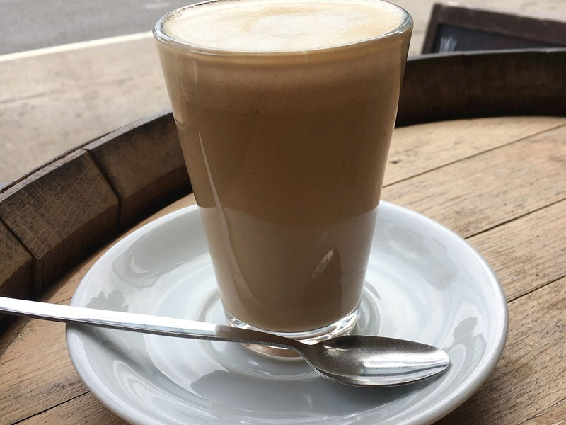 Coffee of the week: Gusta, Tunbridge Wells