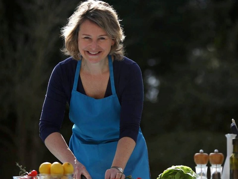 Teaching children to cook: 'It's all about education and inspiration'