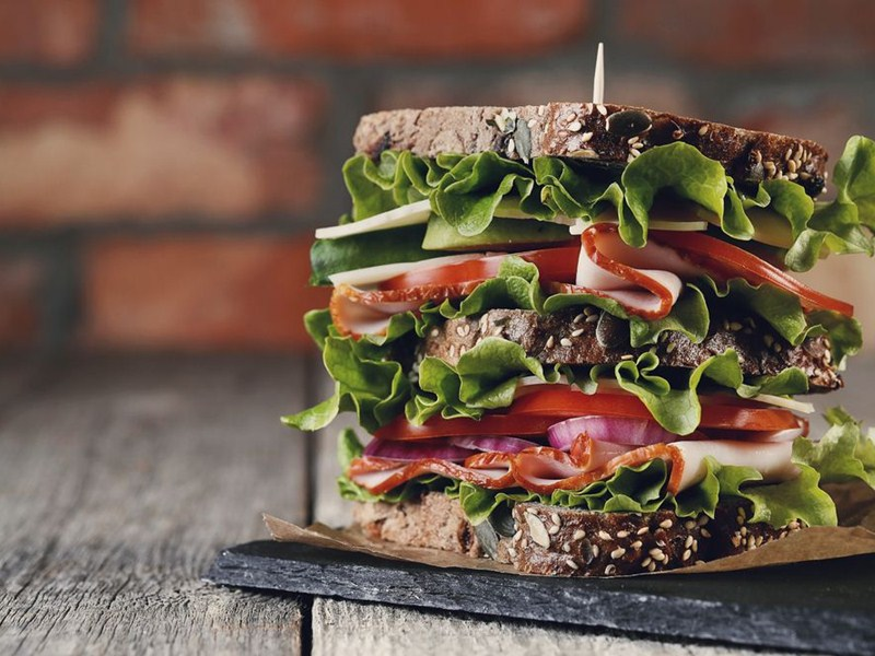 Tasty treats to celebrate British Sandwich Week