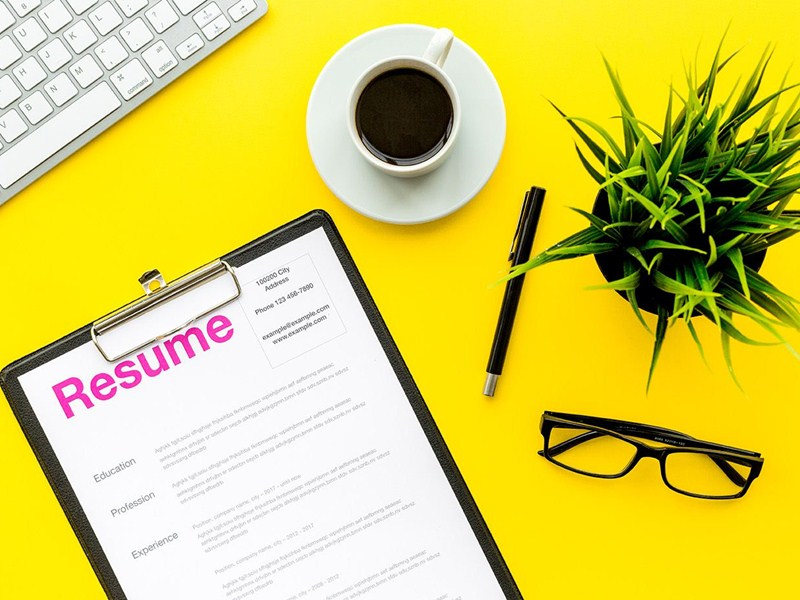 Here's how to spring clean your CV