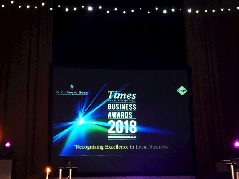 Congratulations to the winners of the Times Business Awards 2018