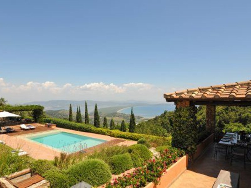 A luxury Tuscan escape