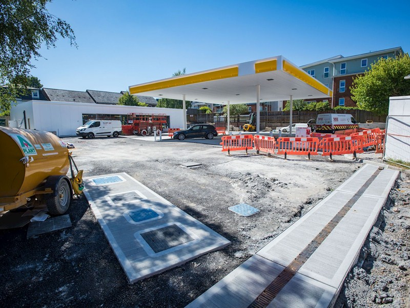 No opening date confirmed for Shell garage that will stock Waitrose products
