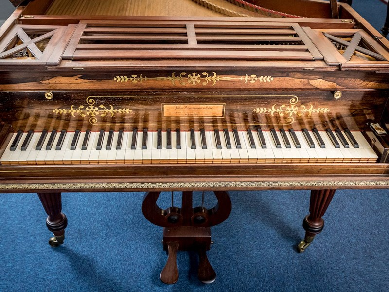 The Piano Shop: A noteworthy and historical discovery