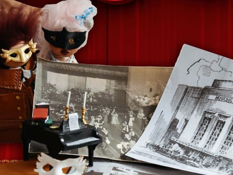 80 years of the Assembly Hall celebrated with puppet shows