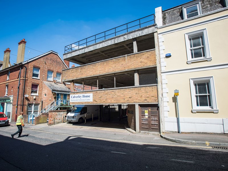 Reluctant councillors give go-ahead for demolition of a multi-storey car park