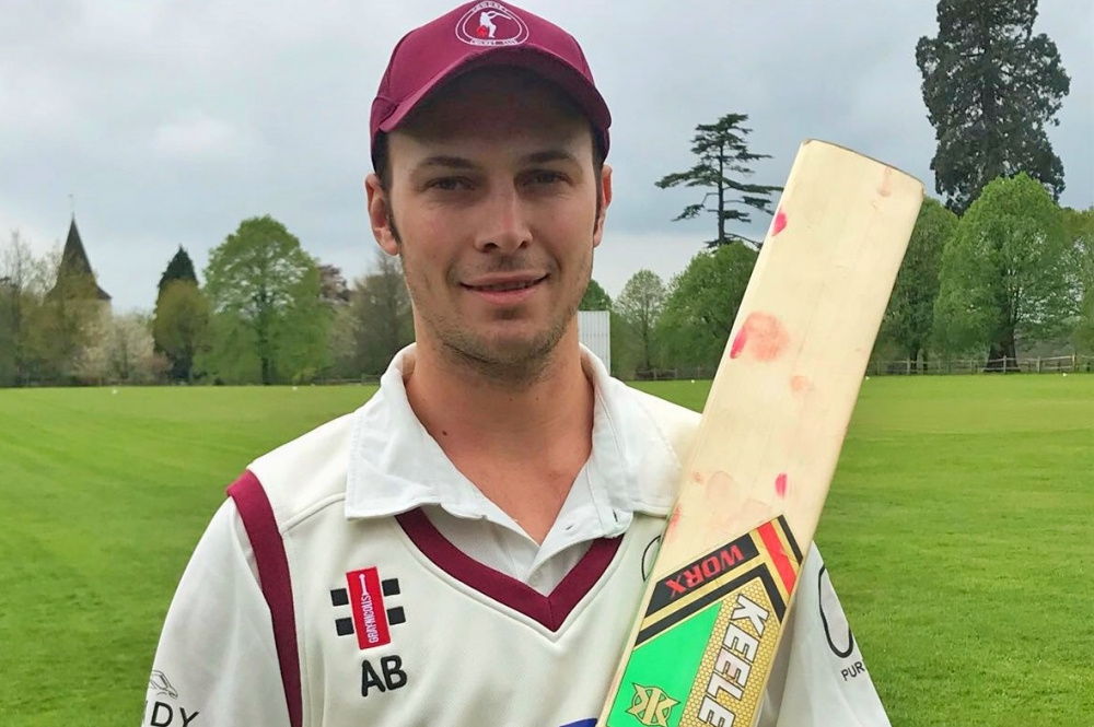 Cricket: Farr's all-round heroics keep Cowdrey flying high in Tonbridge