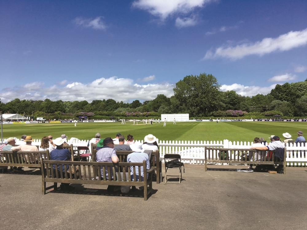 Cricket: Record partnership seals third place for Tunbridge Wells