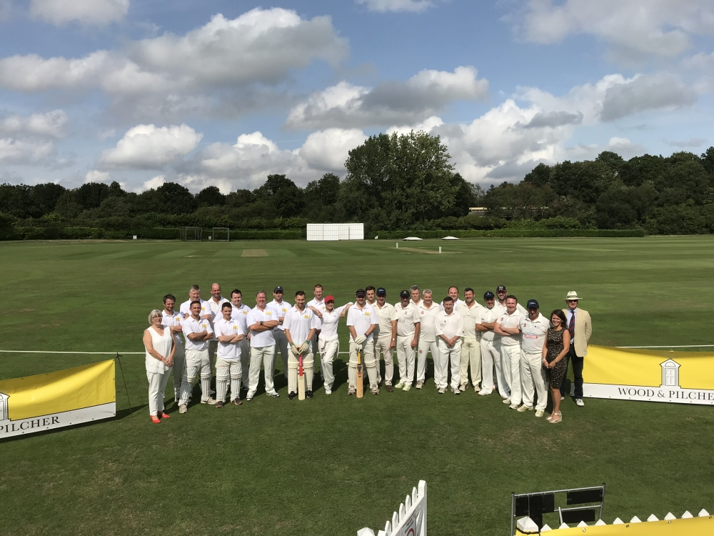 Young and disabled are winners in charity match for Lord's Taverners