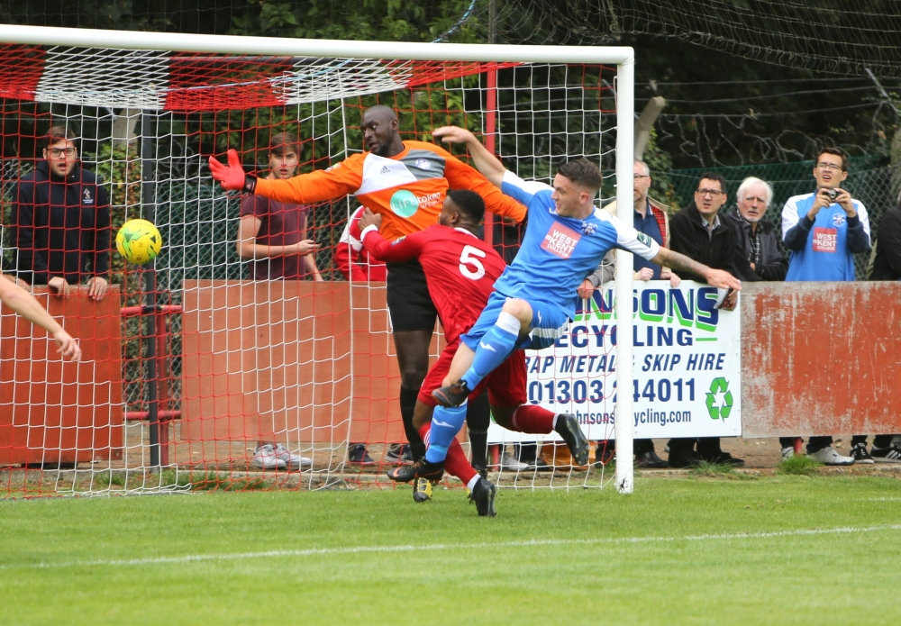 Football: Read keeps Tonbridge Angels cup dream alive