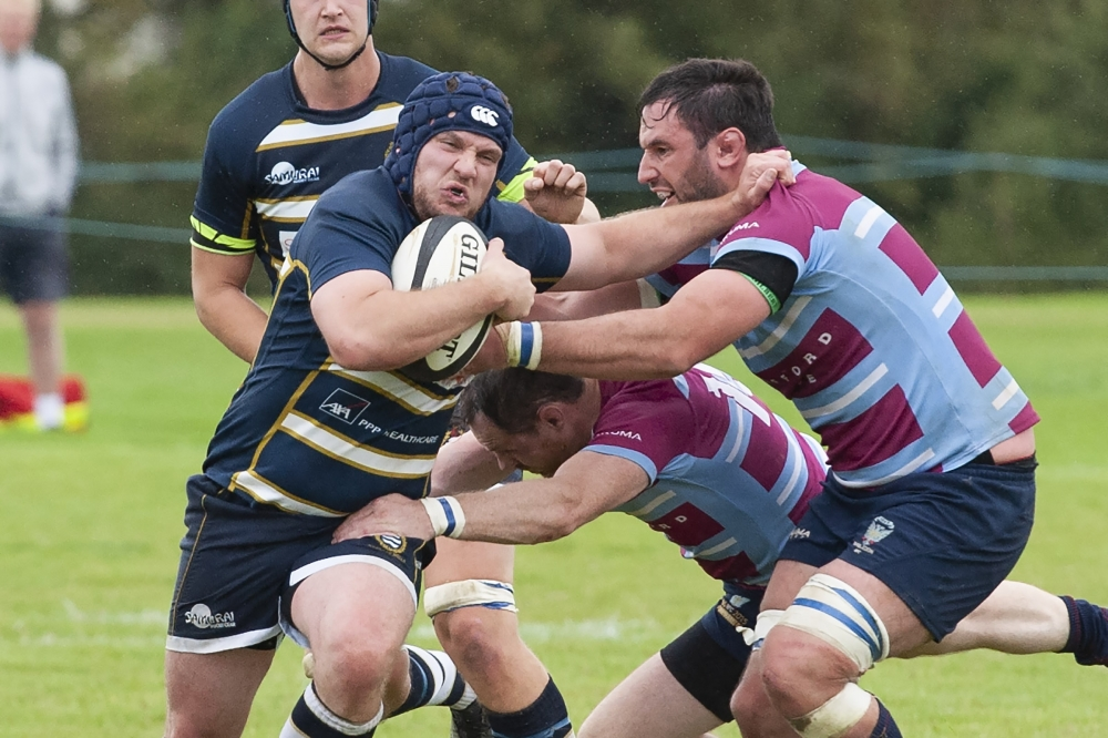 Rugby: Tunbridge Wells brought down to earth by Wimbledon