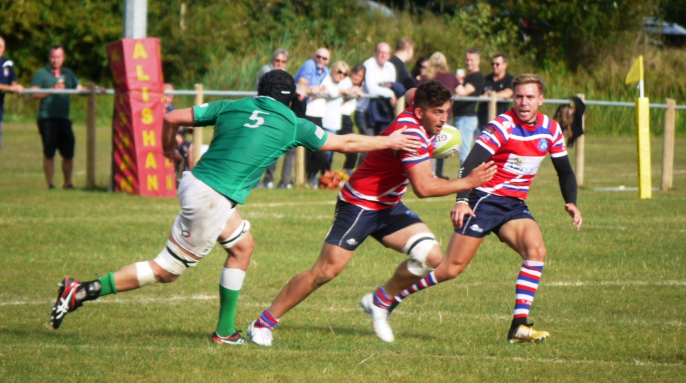 Rugby: Tonbridge Juddians hit top form again for magnificent seven