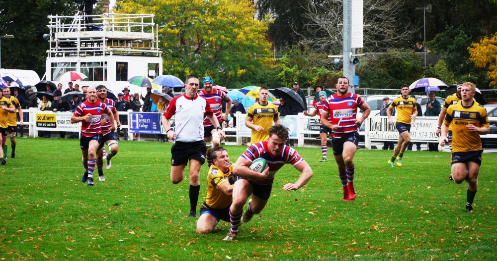 Rugby: Robinson kickstarts Tonbridge Juddians to victory in close encounter with Henley
