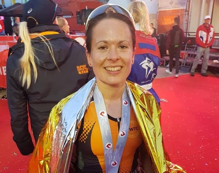 Triathlon: Rickets makes strong impression on Ironman debut in Amsterdam