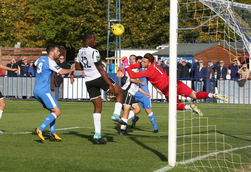 Football: Tonbridge Angels brought back down to earth