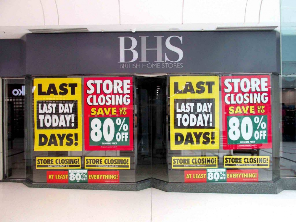 Could BHS be making a surprise return to Tunbridge Wells?
