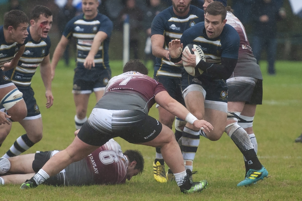 Rugby: Third home defeat on bounce for Tunbridge Wells