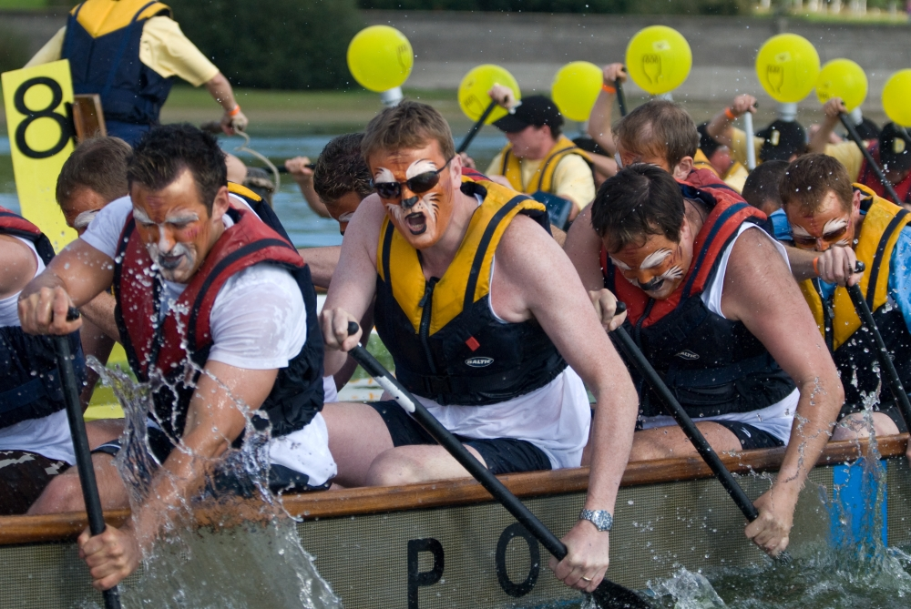 Dragon Boat Festival stays afloat as Bewl Water owners rescue the event